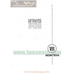 Montesa Cappra 360 Vb Modificaciones Laminas