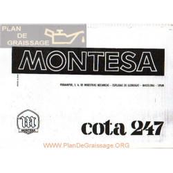 Montesa Cota 247 Mod 21m Ver1971mkii 1975 Ulf Carlson Despiece Manual Uso Y Mantenimiento