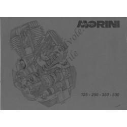 Morini 125 250 350 Manuale Dofficina