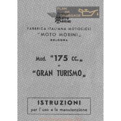 Morini 175 E 175gt Turismo Ma