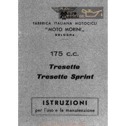 Morini 175cc Tresette Sprint Mu