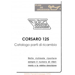 Morini Corsaro 125cc Ca