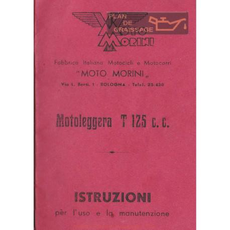 Morini Motoleggera T 125cc Mu