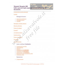 Mosquito 38b Manuale