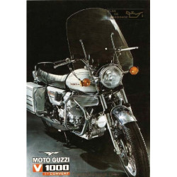 Moto Guzzi 1000 Convert 1980 Parts List