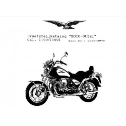 Moto Guzzi 1100 California Parts List