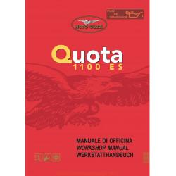 Moto Guzzi 1100 Quota Wsm