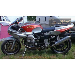 Moto Guzzi 1100 Sport Carbu Parts List