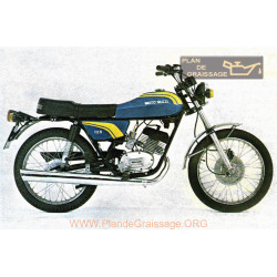 Moto Guzzi 125 Turismo Parts List
