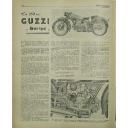 Moto Guzzi 250 Cc Airone Sport