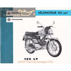Motobecane 125 Lt Motoconfort