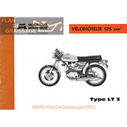 Motobecane 125 Lt3 Pieces Detachee