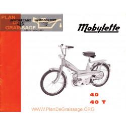 Motobecane 40 T Pieces Detachee
