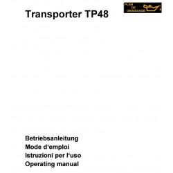 Aebi Transporter Tp 48 Tp48