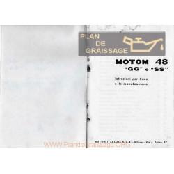 Motom 48gg E 48ss Uso E Manutenzione