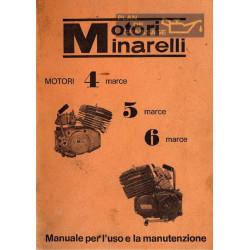 Motori Minarelli 456 Marce Uso E Manutenzione