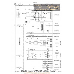Mz 125 With Rev Counter Circuit Diagram Eng