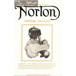 Norton 1921 Manual De Utilizare