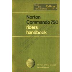 Norton 750 Commando Riders 1969