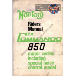 Norton 850 Commando Mu 1973