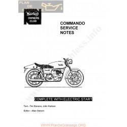 Norton Commando 750 Manual De Intretinere