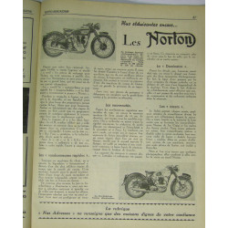 Norton Domonator Racers