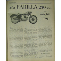 Parilla 250cc
