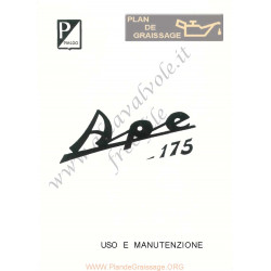 Piaggio Ape 175cc Mu