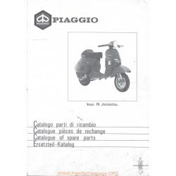 Piaggio Vespa Pk 50 125 Part S List