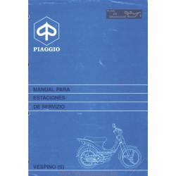 Piaggio Vespino S Service Manual