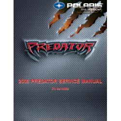 Polaris Predator 500 Manual De Reparatie
