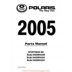Polaris Sportsman 400 Parts List