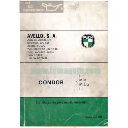 Puch Condor Catalogo Piezas De Recambio
