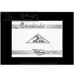 R O A Catalogo De Motovehiculos De 125 Y 200 Cc