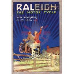 Raleigh 1924 Cat