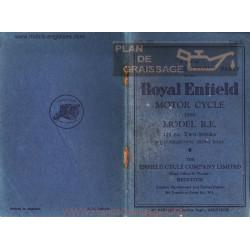 Royal Enfield 125cc Two Stroke Ls 1950