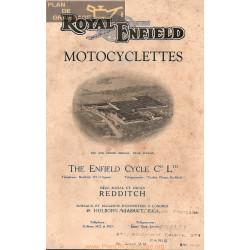 Royal Enfield 1930 Informatii Tehnice