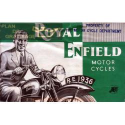 Royal Enfield 1936 Informatii Tehnice