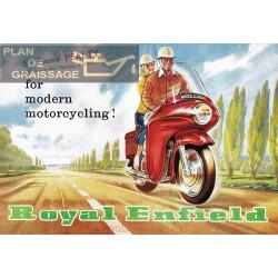 Royal Enfield 1960 Informatii Tehnice
