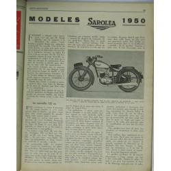 Sarolea 125 Cc 1950