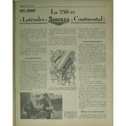 Sarolea 350 Cc Continental