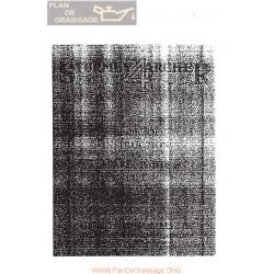Sturmey Archer Caja Cambio 4 Marchas Lista De Repuesto E Instrucciones 1931 Ingles