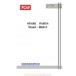 Tgb 125 Express Parts List