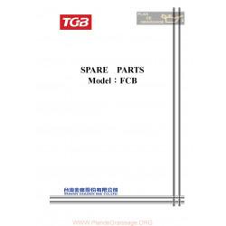 Tgb 250 Blade Parts List