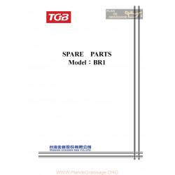 Tgb 50 Br1 Parts List
