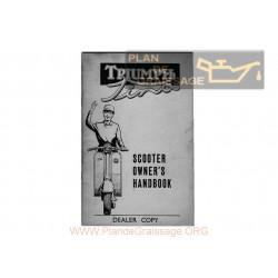 Triumph 1962 Tina Manual