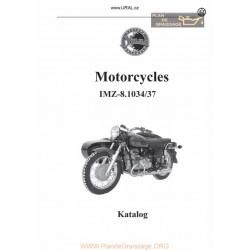 Ural 2007 Parts List