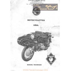 Ural 750 8 103 7 Manuel