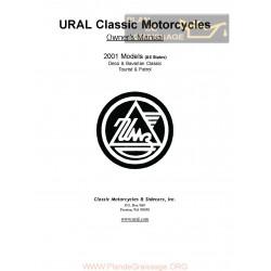 Ural 750 Imz 103 107 40 10 Mu