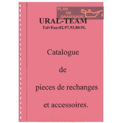 Ural Catalogue De Pieces